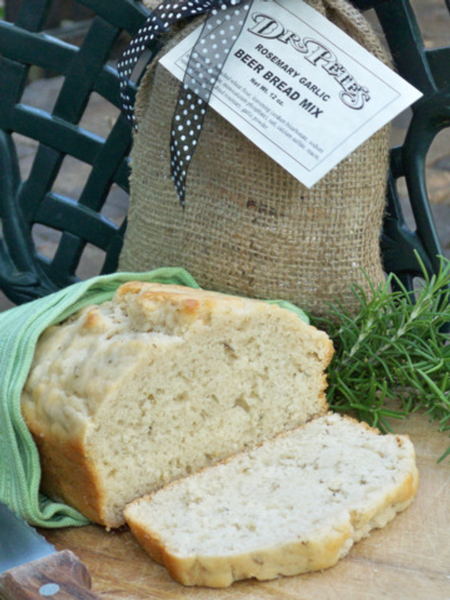 Rosemary Garlic Beer Bread Mix