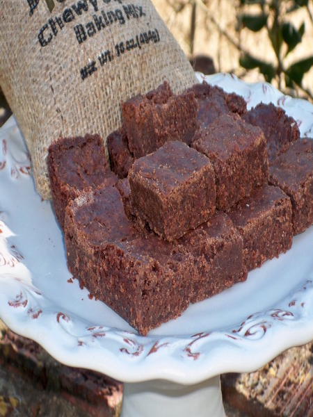 Chocolate Chewy Baking Mix