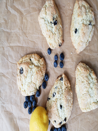 Lemon Blueberry Scone Mix BEST SELLER