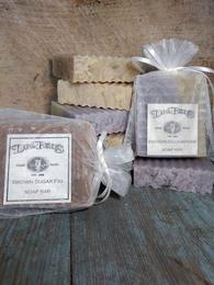 Unscented Oatmeal Handmade Soap Bar